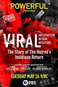 Viral Antisemitism Movie Marc and Diane Spilker Producers