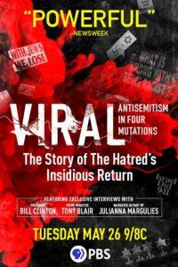 Viral Antisemitism Movie Marc and Diane Spilker Producers